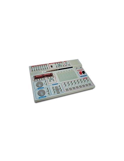 Velleman EL3001 - Kit de laboratorio electrónico (300 en 1), multicolor