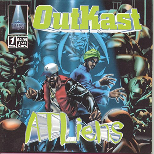 CD : OutKast - Atliens [Explicit Content] (CD)