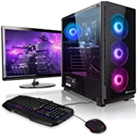 "Pack Gaming - Ordenador Gaming PC AMD Ryzen 5 3600 6X 3.60GHz • 24"" Full-HD • Teclado y ratón Gaming • GeForce GTX1660…"