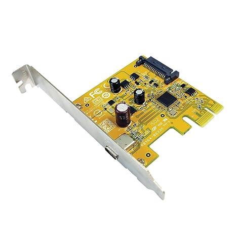 Sunix usb2311cc USB 3.1 tarjeta PCI Express con 1 x Tipo de ...