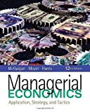 img - for Managerial Economics: Applications, Strategy and Tactics (Available Titles CourseMate) book / textbook / text book