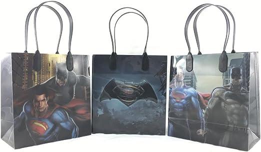 Marvel Batman v Superman Party Favor Gift Goodie Bag 24 Pieces by Disney