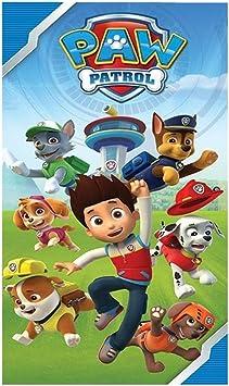 Disney Toalla de Playa Paw Patrol: La Patrulla Canina Team: Amazon ...