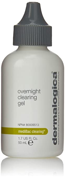 dermalogica overnight clearing gel