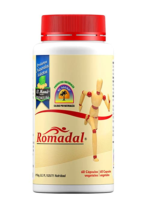 Romadal 60 cápsulas (Reuma-Art X-Strength)