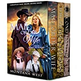 Mail Order Wife 3-Book Boxed Set Bundle (LIMITED TIME 50% OFF BOXED SET)