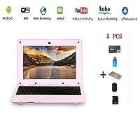 AnitechNetbook Ordinateur Portable Ultrabook Android 4.2 HDMI(WiFi-SD-MMC),Sac d'ordinateur Portable+Souris +Adapter +Carte SD+Lecteur de Carte(5 PCS Accessoires)