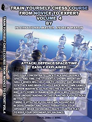 Vol.4 Train Yourself Chess Course From Beginner to Expert