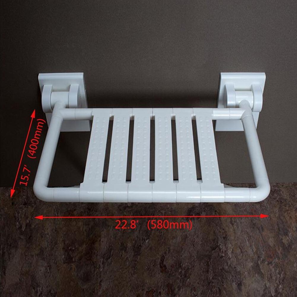 Amazon.com: TSAR003 Large Stainless Steel Bathroom Folding Shower ...
