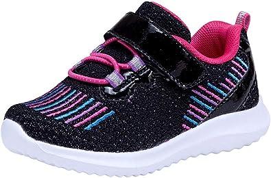 Umbale Girls Fashion Sneakers Comfort