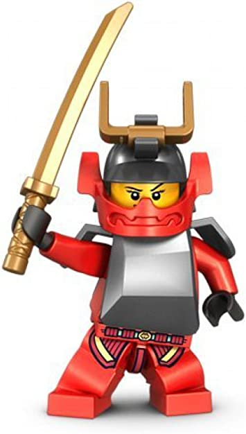 LEGO® Ninjago™ Samurai X with Gold Sword: Amazon.es: Juguetes y juegos