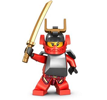 LEGO® NinjagoTM Samurai X with Gold Sword: Amazon.es ...