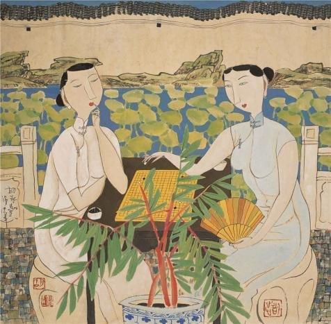 Yongkai Asian Print - 6