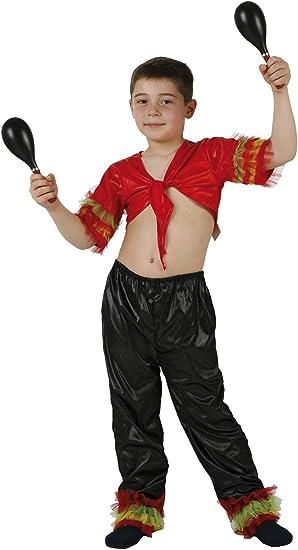 Atosa- Disfraz Rumbero, 10 a 12 años (93791): Amazon.es: Juguetes ...
