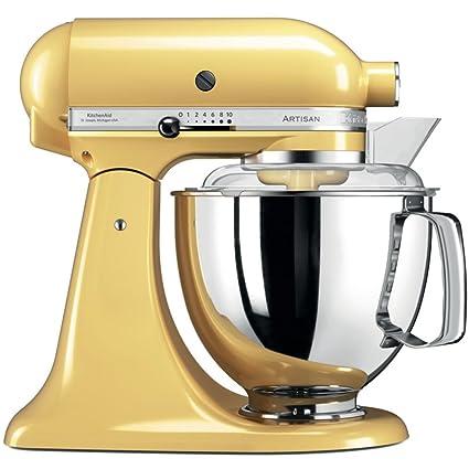 Delicieux KitchenAid Artisan 5KSM175PSEMY 5 Qt.Stand Mixer Majestic Yellow With TWO  Bowls U0026 Flex Edge