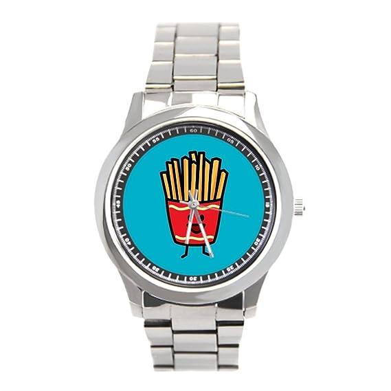 Reloj de pulsera, dodoband tiendas libertad lujo muñeca relojes: Amazon.es: Relojes