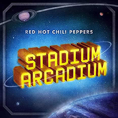 RED HOT CHILI PEPPER - STADIUM ARCADIUM [Vinyl] - Amazon.com Music