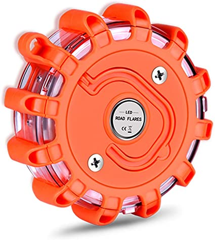 New Beacon Magnetic Road Flare Flash Emergency Strobe Warning LED Safety Light
