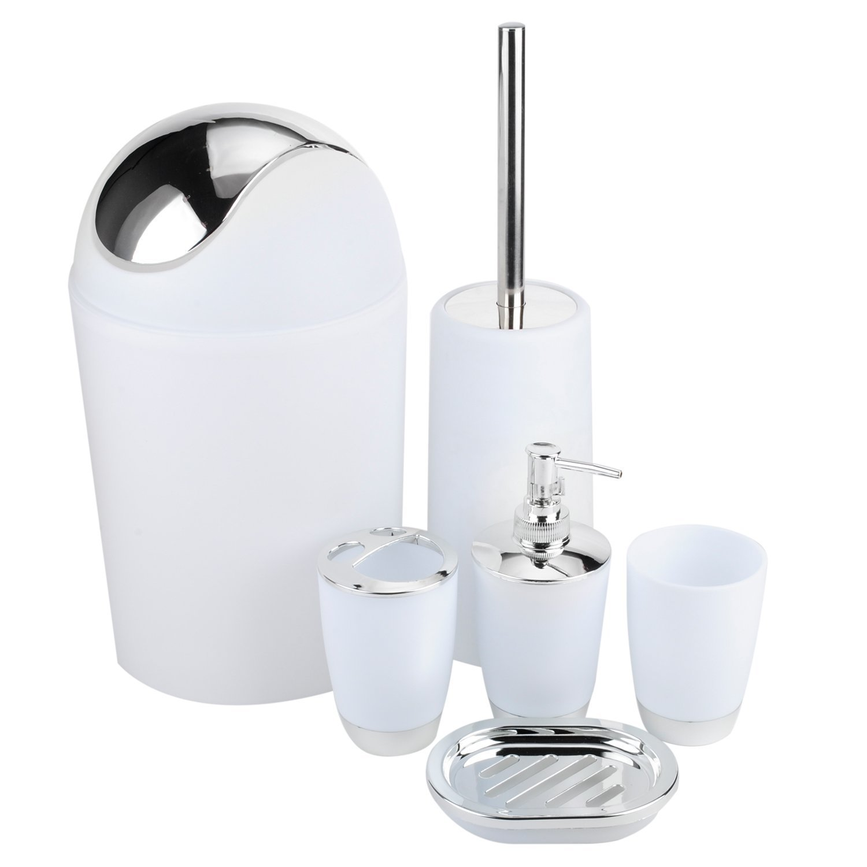 accessori per il bagno bagno toilette di serie bagno accessori in ottone Ganci mensola set Wasserrhythm