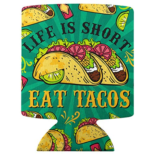 Wit Gifts WT101572 Can Cooler, Taco
