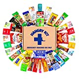 WOMEN'S KIT - Hangry Kit - Care Package - Gift Pack - Variety of 42 Bars, Teas, Candies,Cookies and other Snacks Included - 100% Guaranteed