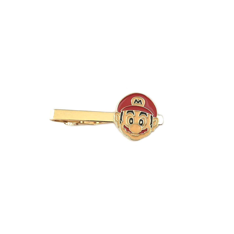 Athena Brand Game Super Mario - Barra de Corbata en Caja de Regalo ...