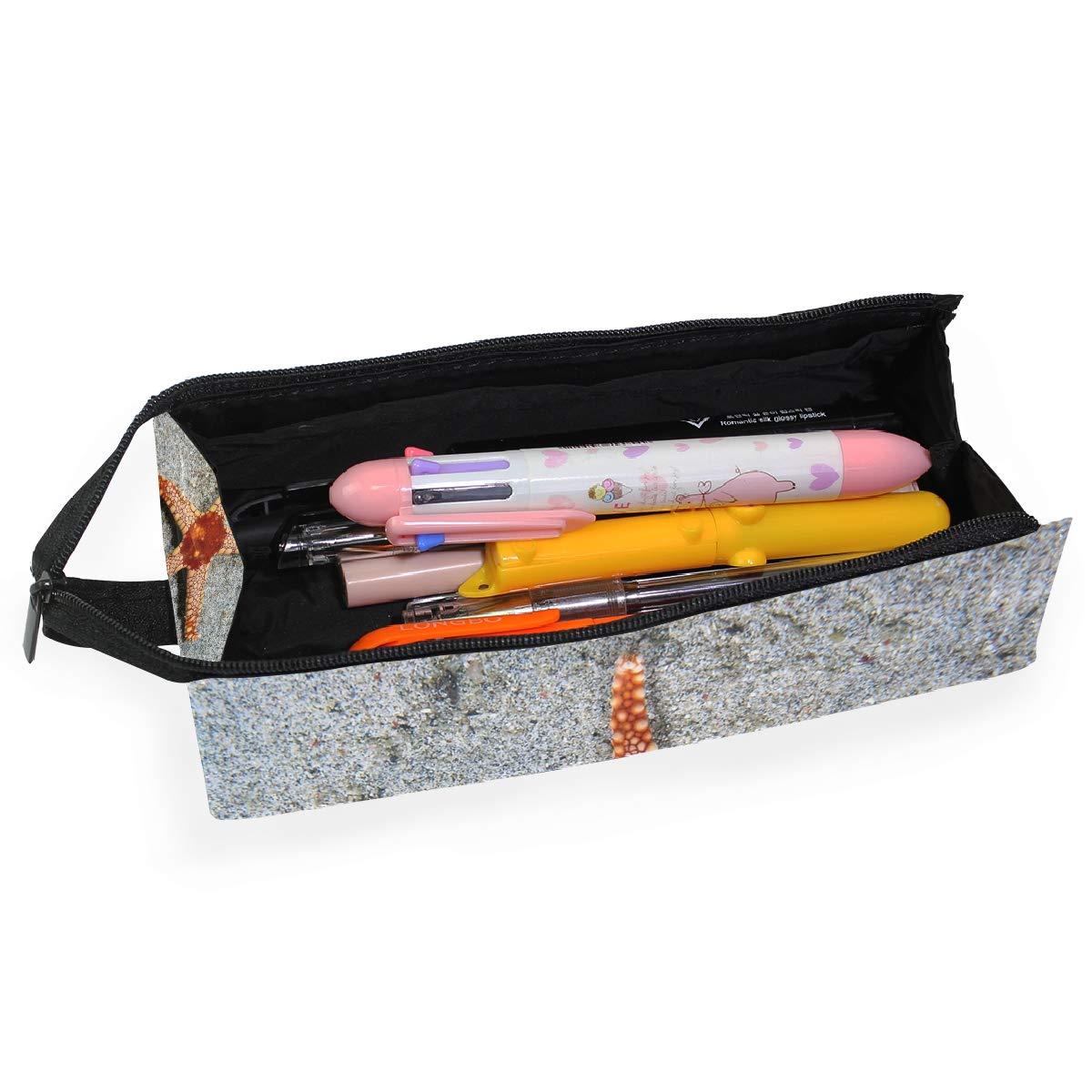 Watercolor Pineapple Glasses Case Portable Soft Sunglasses Pen Bag Protective Purse