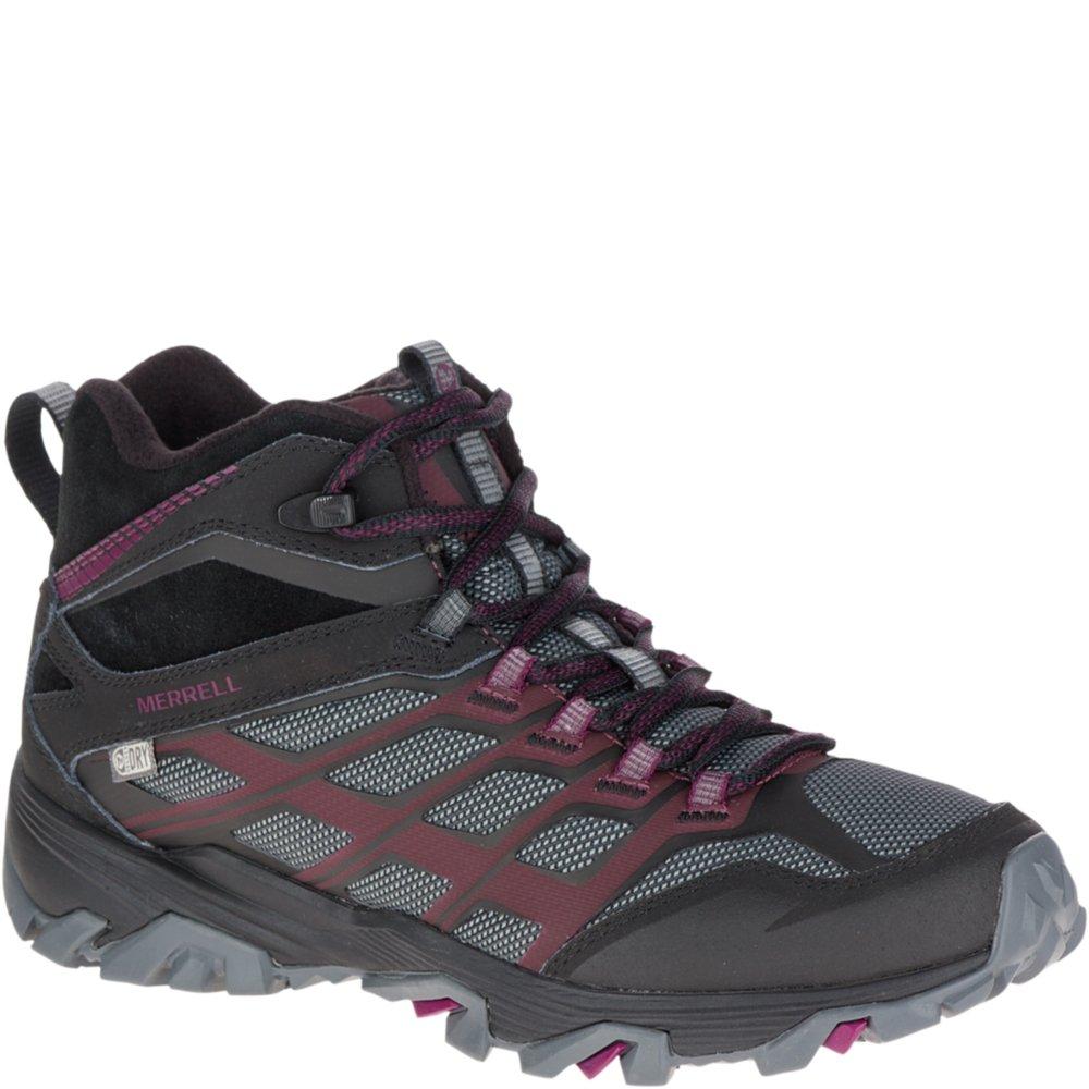 Merrell Moab FST Ice+ Thermo Womens Hiking-Shoes J09598 B01NCKXOCL 7.5 B(M) US|Black