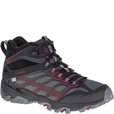 b2fcf1f4b64 Merrell Moab FST Ice+ Thermo Womens Hiking-Shoes J09598