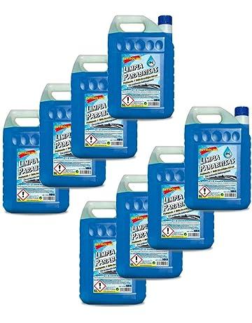 Petroline LIMPIAPARABRISAS PERFUMADO 9ºC 5 litros Pack 8 Botellas
