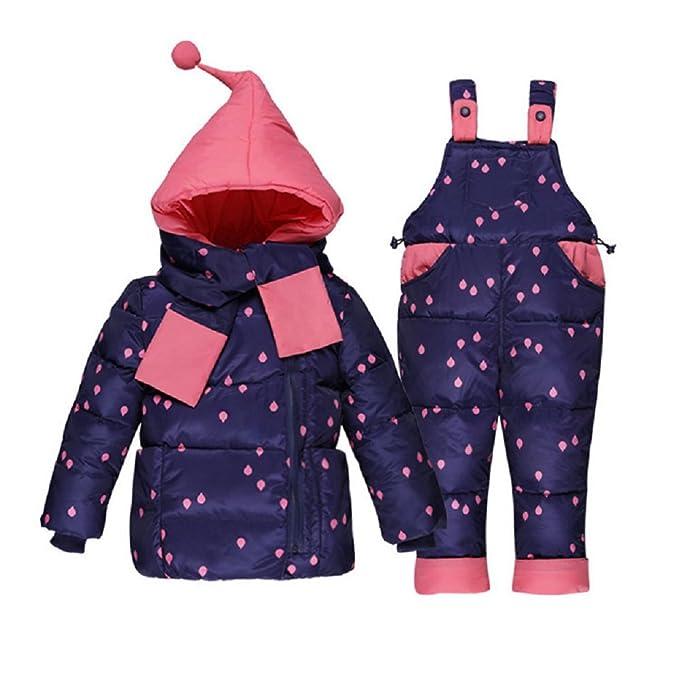 Nueva ropa de abrigo para bebés de invierno de la chaqueta de abrigo para niños conjunto Chaqueta para niños con chaqueta de abrigo para niños conjunto: ...