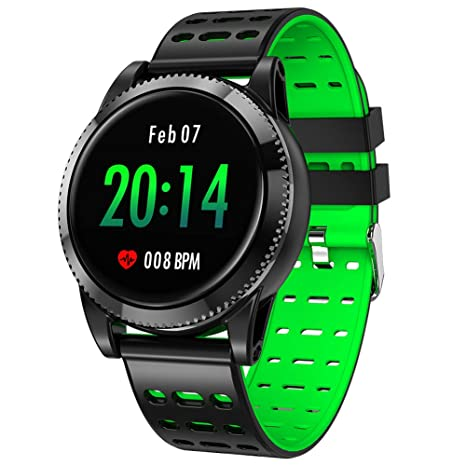 smart watch M11, Bluetooth Fitness Watch, CaloríAs/Contadores De Pasos A Prueba De