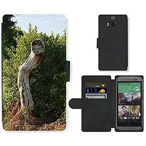 Super Stella Slim PC Hard Case Cover Skin Armor Shell Protection // M00107980 Moorhen Animal Chicken Bird Birds // HTC Desire 816