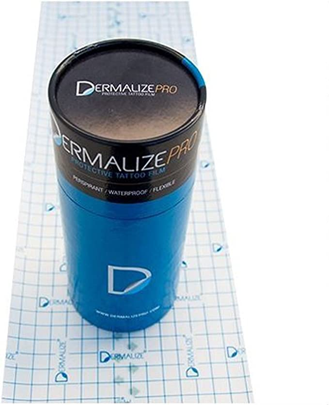 dermalize Pro rollo de película tatuaje cuidado coverup – 10 Meter ...