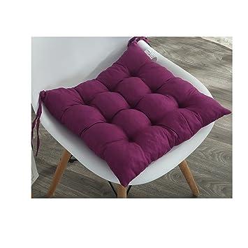 Amazon.com: Cojín suave para silla de interior y jardín ...