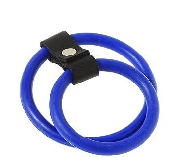 blue ring Spartacus cock