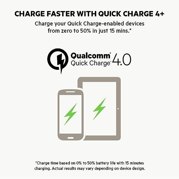 Belkin Boost Charge 27 W Quick Charge 4 Kfz Ladegerät Elektronik