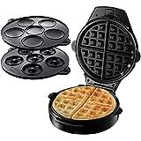 Russell Hobbs 24620-56 Fiesta 3 合 1 华夫饼机 用于制作华夫饼 蛋糕 甜甜圈