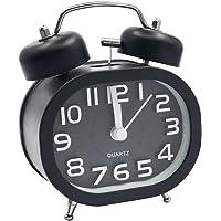 """EASEHOME Retro Reloj Despertador Analógico de Cuarzo, 3"""""""