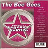LEGENDS #73 BEE GEES Greatest Hits Karaoke CDG