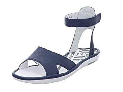 bf125ed8bed FLY London Mafi P500857005 Damen Sandalen   Pantoletten in Gr.  38 blau