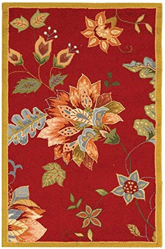 Safavieh Chelsea Red Small Rectangle Rug