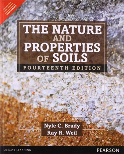 The Nature and Properties of Soils, 14th Edition