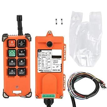 F21-E1 Hoist Crane Transmitter/&Receiver Wireless Industrial Remote