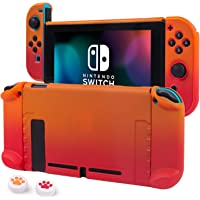 Cybcamo Protective Case Cover for Nintendo Switch, Hard Shell Case Handheld Grip for Nintendo Switch Console and Joy-Con…
