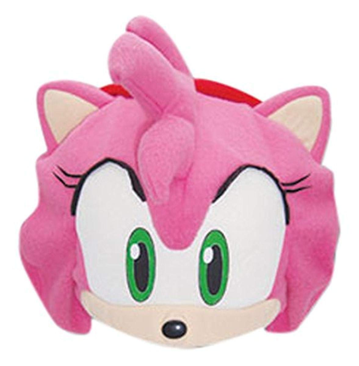 Great Eastern Sonic The Hedgehog Series: Amy Fleece Cap