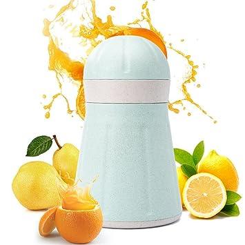 Compra TAOtTAO 1 Pieza Barra Manual Bebida Naranja limón cítricos Lima Zumo de Frutas exprimidor exprimidor, Azul, 11 * 8.5 * 18.2cm en Amazon.es