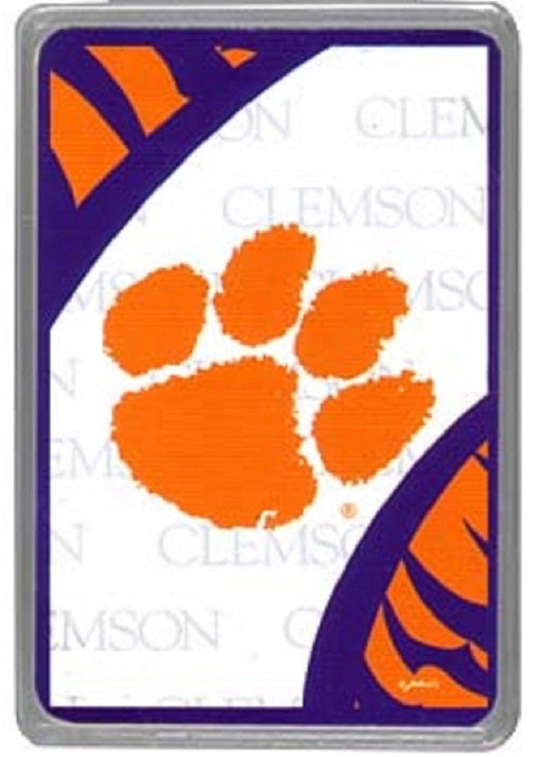 Jenkins Enterprises Clemson Tigers Playing Cards