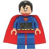 LEGO DC Super Heroes Superman Figurine Réveil Digital - 9005701