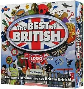 Drumond Park Best of British Game - Juego de Mesa sobre Cultura británica [Importado de Reino Unido]: Amazon.es: Juguetes y juegos